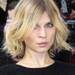 neue mode frisuren wellige haare